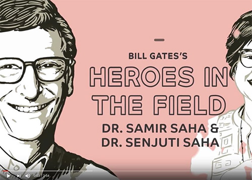 Youtube Video for Bill Gates